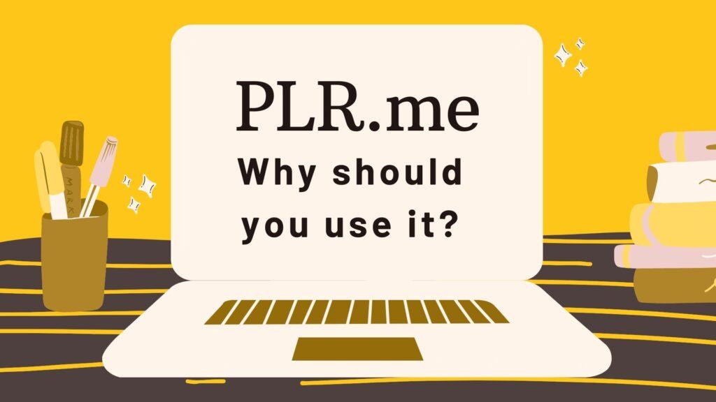 PLR.me 1